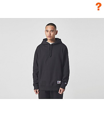 Russell Athletic Rib Panel Hoodie - size? Exclusive