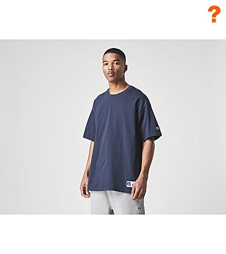 Russell Athletic Crew Neck Basic T-Shirt