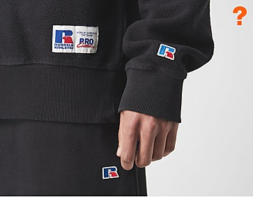 Russell Athletic Patchwork Crew Neck - size? Exclusive