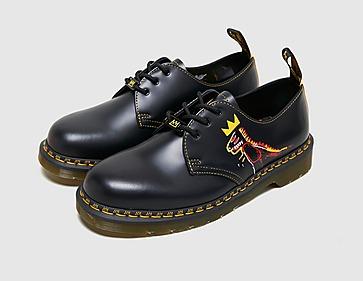 Dr. Martens 1461 Basquiat Leather Shoes