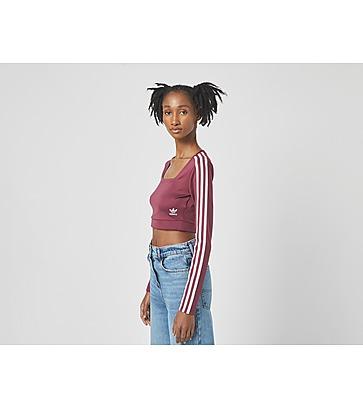 adidas Originals Adicolour Long Sleeve Crop Top