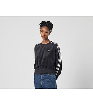 adidas Originals Cord Velvet Sweatshirt
