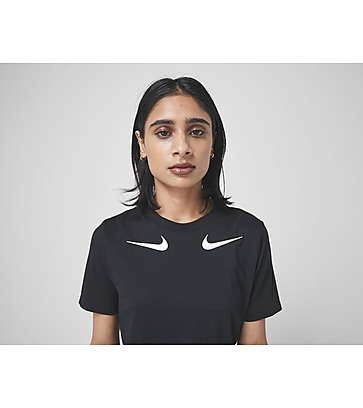 Nike Swoosh Crop Top