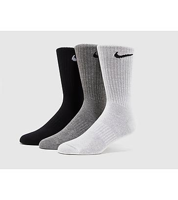 Nike Everyday Lightweight Crew Socks (3 Pack)