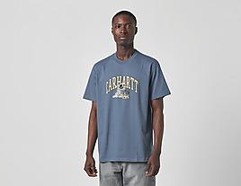 blue-carhartt-wip-kogankult-crystal-t-shirt