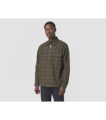 Carhartt WIP Linn Check Zip Shirt