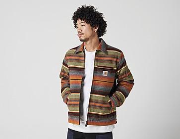 Carhartt WIP Detroit Tuscan Stripe Jacket