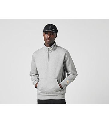Carhartt WIP Chase Neck Zip Sweatshirt