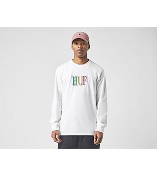 Huf 8-BIT Long Sleeve T-Shirt