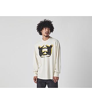 Levis Skate Leopard Long Sleeve T-Shirt