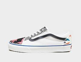 white-vans-diy-low