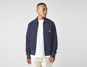 Fred Perry Full Towelling Track Jacket