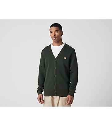 Fred Perry Textured Cardigan