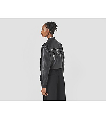 Fred Perry Amy Winehouse Faux Leather Bomber