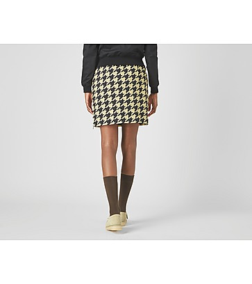 Fred Perry Amy Winehouse Houndstooth Pencil Skirt
