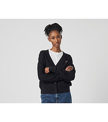 Fred Perry Cable Knit Cardigan