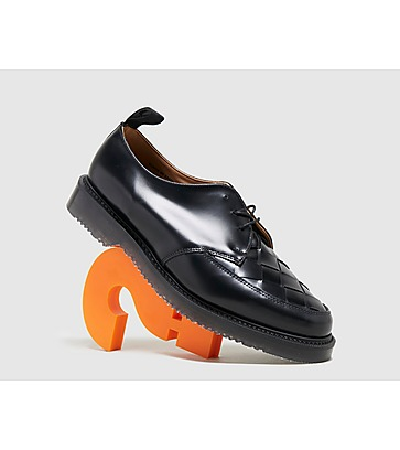 Fred Perry x George Cox Norwegian Lace-Up Shoe