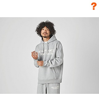 New Balance College Hoodie - size? Exclusive