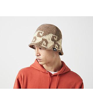 Stussy Waves Knit Bucket Hat