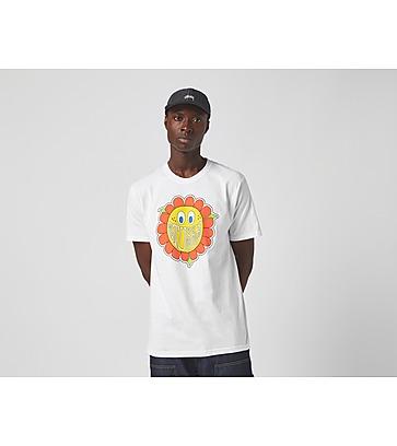 Stussy Happy Flower T-paita