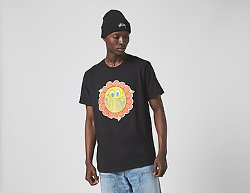 Stussy Happy Flower T-Shirt