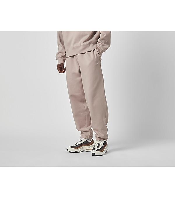 brown-nike-premium-essentials-fleece-trousers