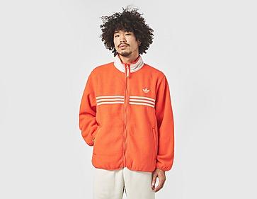 adidas Originals 2000 Luxe Zip-Up Fleece Jacket