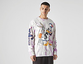 purple-tommy-jeans-x-space-jam-long-sleeve-t-shirt