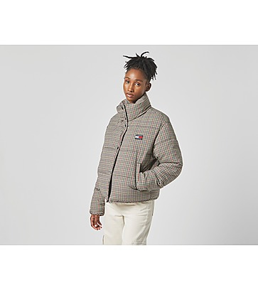 Tommy Jeans Mini Check Puffer Jacket