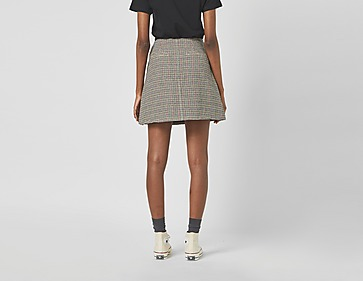 Tommy Jeans Check Zip Mini Skirt