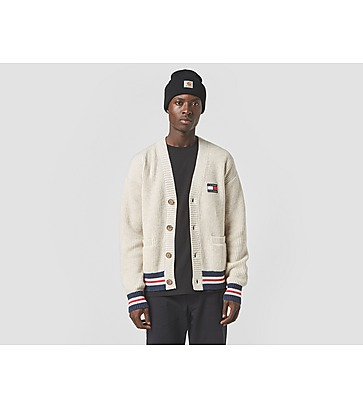 Tommy Jeans Wool Badge Cardigan