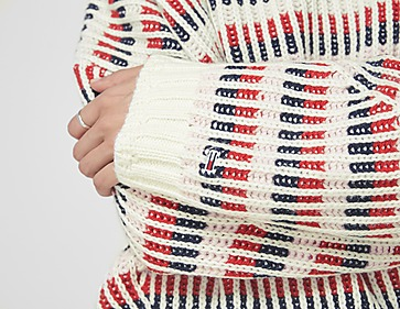 Tommy Jeans Plaited Sweatshirt