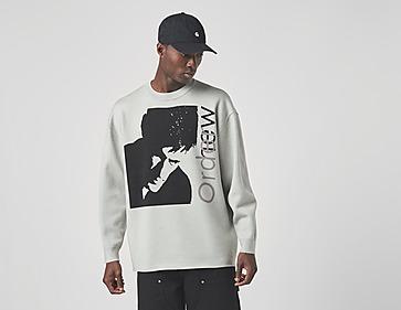 Pleasures New Order Low Life Jacquard Sweater