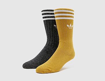 adidas Originals Glitter Trefoil Sock