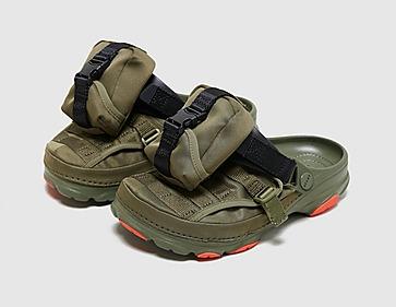 Crocs x BEAMS All-Terrain 'Military' Clogs Women's