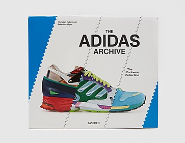 Taschen The adidas Archive: Footwear Collection