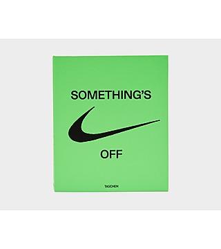 Taschen Livre Virgil Abloh Nike ICONS (Anglais)