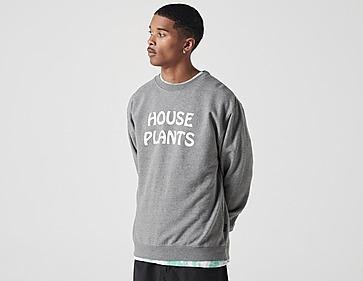 The Quiet Life House Plants Crew Sweatshirt