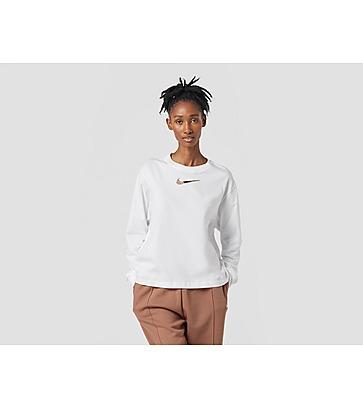 Nike Longsleeve Box Patch T-Shirt