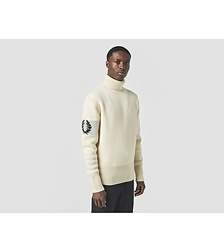 Fred Perry Laurel Detail Roll Neck