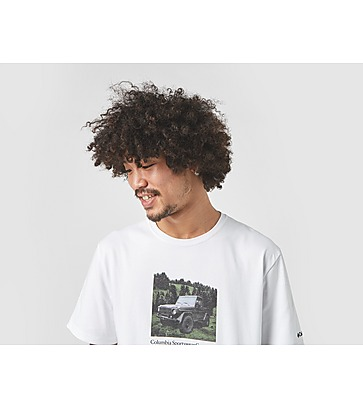 Columbia Tyre T-Shirt - size? Exclusive