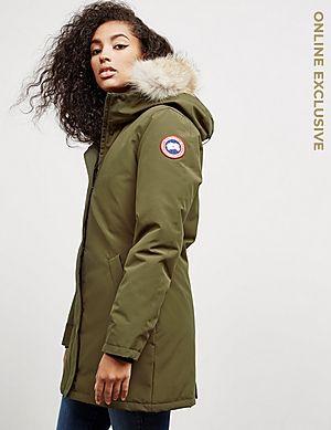 0e09bb2bc Canada Goose Jackets & More | Women | Tessuti