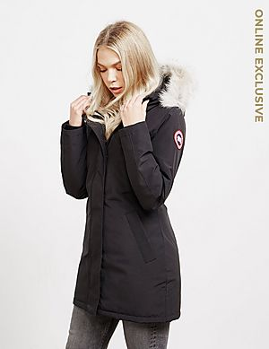 ebeb97f41a2 Canada Goose Victoria Padded Parka Jacket ...