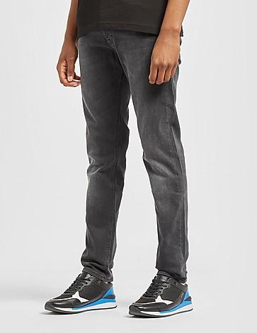 BOSS Taber Stretch Taper Fit Jeans