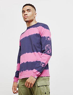 b2533150 Billionaire Boys Club Dye Stripe Long Sleeve T-Shirt ...