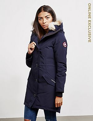 4f9a1207a84 Canada Goose Rossclair Padded Parka Jacket ...