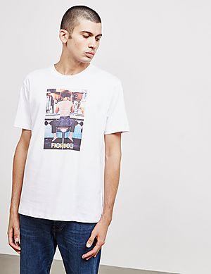 745aaabf2d6 Fiorucci Girl Stool Short Sleeve T-Shirt ...