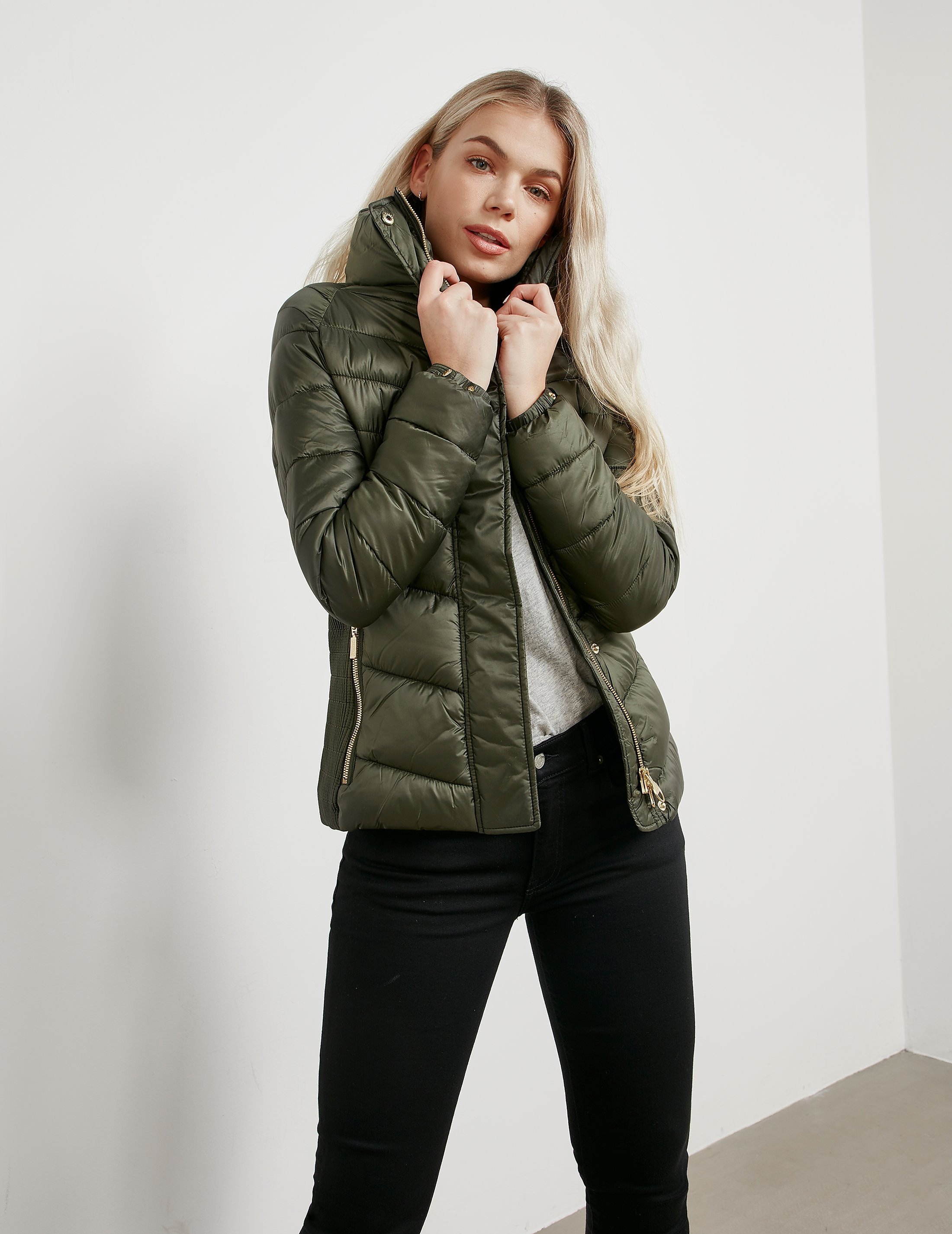 Barbour International Camier Quilted Jacket