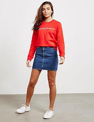 64ad5791ab Calvin Klein Jeans Denim Mini Skirt Calvin Klein Jeans Denim Mini Skirt