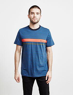 e894cbe17 PS Paul Smith Stripe Logo Short Sleeve T-Shirt ...
